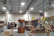 Acrylic Tank Manufacturing, Las Vegas, United States