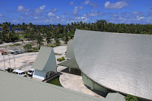 Parliament Building, Tarawa Atoll, Republic of Kiribati