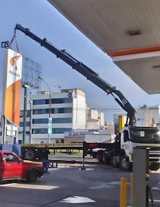 Grúas Arlin - Alquiler de grúas y camión grúa 7