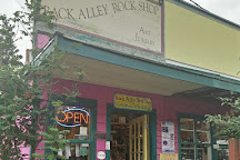 Back Alley Rock Shop, Skagway, United States