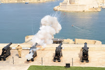 Saluting Battery, Valletta, Malta