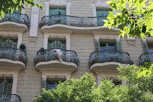 Casa Vallet i Xiro, Barcelona, Spain