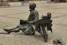 Pomnik Remusa, Koscierzyna, Poland