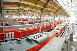 Станция  Luebeck Hbf