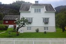Flaamsbana Museet, Flam, Norway