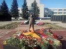 Памятник Ф.И. Толбухину на фото Тутаева