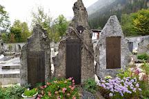 Chamonix Cemetery, Chamonix, France