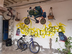 Wasicleta cafe del ciclista Cusco 1
