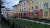 Библиотека им. А. И. Герцена, улица Карла Либкнехта на фото Кирова