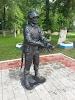 Памятник Вежливым Людям на фото Белогорска