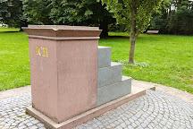 Das Ich-Denkmal, Frankfurt, Germany