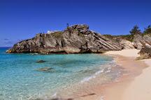 Stonehole Bay Beach, Warwick Parish, Bermuda