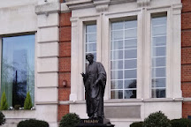 Michael Faraday Statue, London, United Kingdom