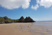 Three Cliffs Bay, Swansea, United Kingdom