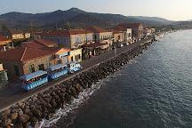 Village Train, Molyvos, Greece