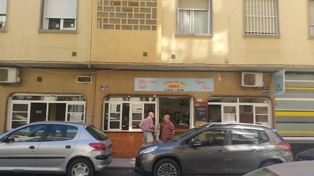 Costa del sol Orly café bar