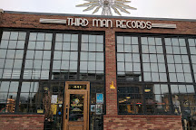 Third Man Records Cass Corridor, Detroit, United States