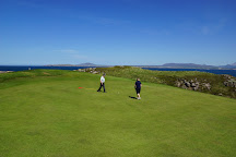 Cruit Island Golf Club, Kincasslagh, Ireland