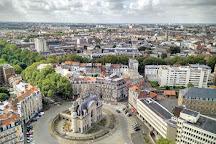 Beffroi de l'Hotel de Ville, Lille, France