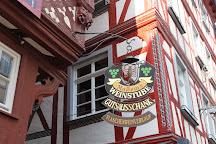 Mittelalterlicher Marktplatz, Bernkastel-Kues, Germany