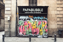 Papabubble, Barcelona, Spain