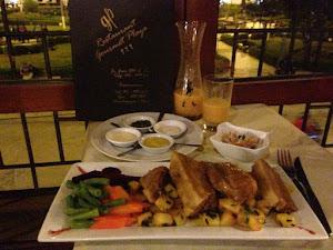 Restaurant Gourmet Plaza 1