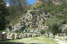 Myra Antik Kenti, Demre (Kale), Turkey