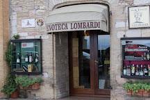 Enoteca Lombardi, Assisi, Italy