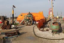 Shipwreck and Beachcombing Museum Flora, Den Burg, The Netherlands