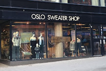 Oslo Sweater Shop, Oslo, Norway