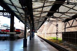 Железнодорожная станция  Príncipe Pío