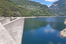 Verzasca Dam, Gordola, Switzerland