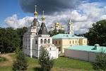 Елизаветинская церковь на фото Дмитрова