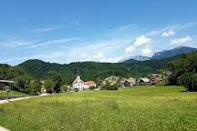 Church of Saint Mary of the Annunciation & Velesovo Monastery, Cerklje, Slovenia