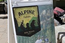 Alpine Explorers, Sun Peaks, Canada