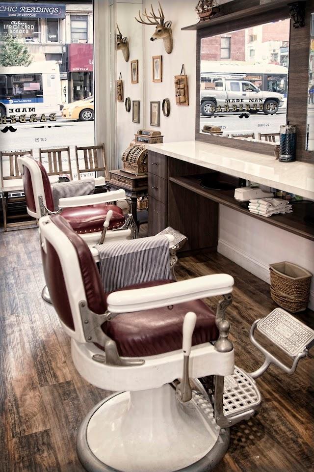 Made Man Barber Shop