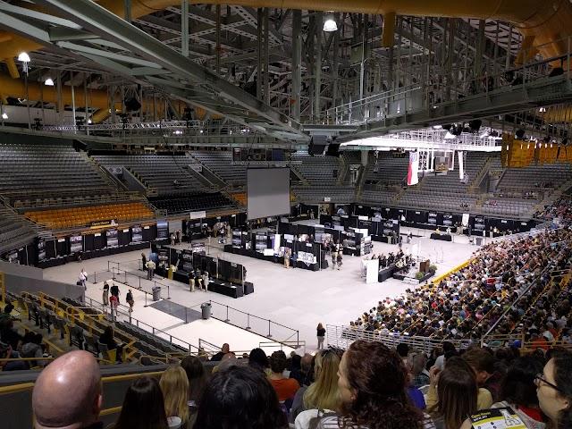 Holmes Convocation Center Boone North Carolina