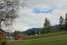 Golf Club Crans-sur-Sierre, Crans-Montana, Switzerland