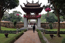 Temple of Literature & National University, Hanoi, Vietnam
