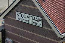 Museum steam tram Hoorn-Medemblik, Hoorn, The Netherlands