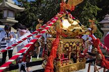 Kehi Shrine, Tsuruga, Japan