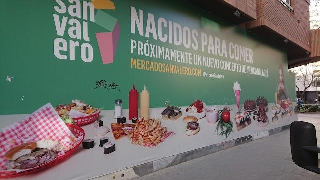 Mercado de San Valero