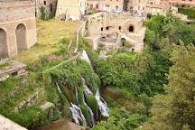 Temple of Sibilla, Tivoli, Italy