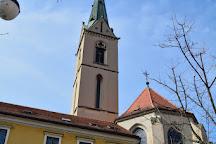 St. Francis of Assisi Church, Zagreb, Croatia