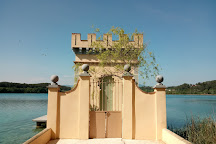 Lake Banyoles, Banyoles, Spain