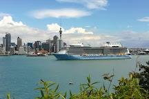 Cyril Bassett Lookout CV, Devonport, New Zealand