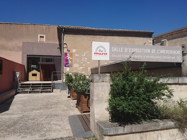 Musee D'Archeologie Tricastine
