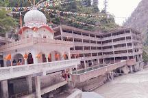Manikaran Gurudwara, Manali, India