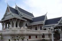 Wat Thai Temple, Kushinagar, India