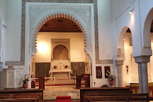 St. Andrew's Church, Tangier, Morocco